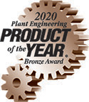 LCR-Reader-MPA Product of the Year prize winner from Plant Engineering